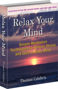 how to get relax mind